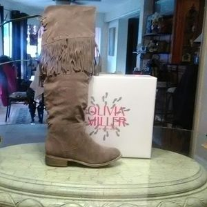 Olivia Miller New Boots